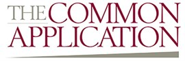 Common Application site
