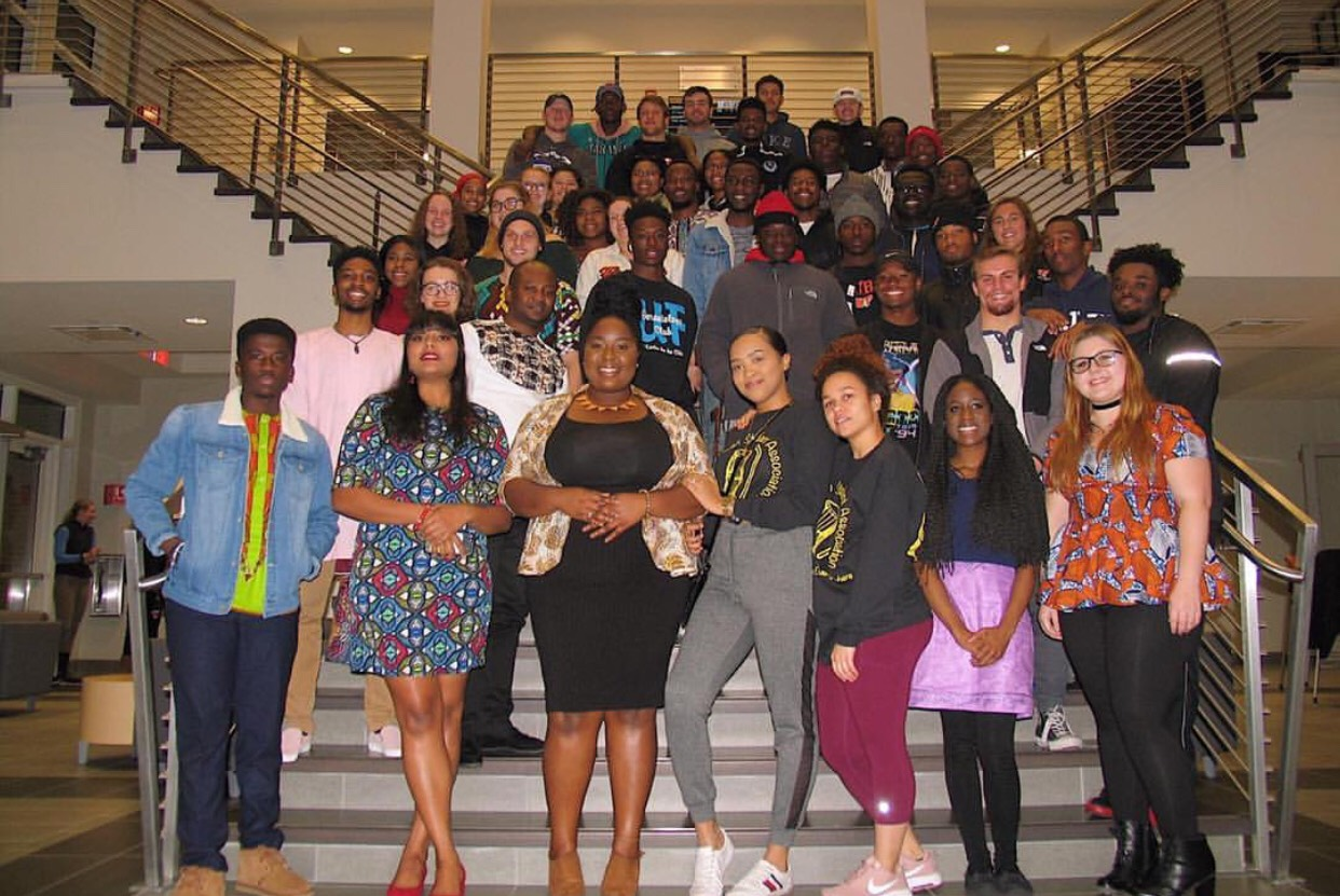 African Student Organization Photo