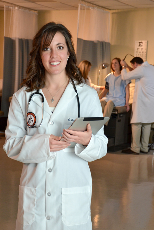 physician assistant the university of findlay