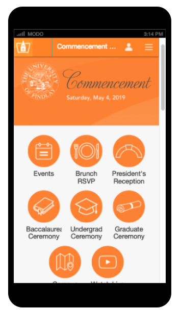Commencement | University of Findlay