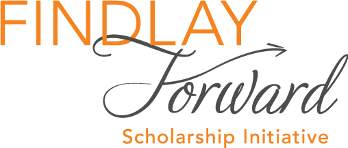 Findlay Forward Scholarship Logo