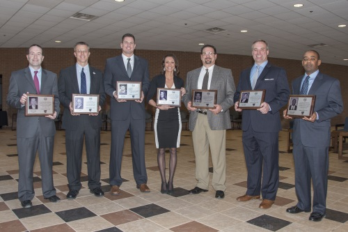 Clas of 2013 Athletic Hall of Fame