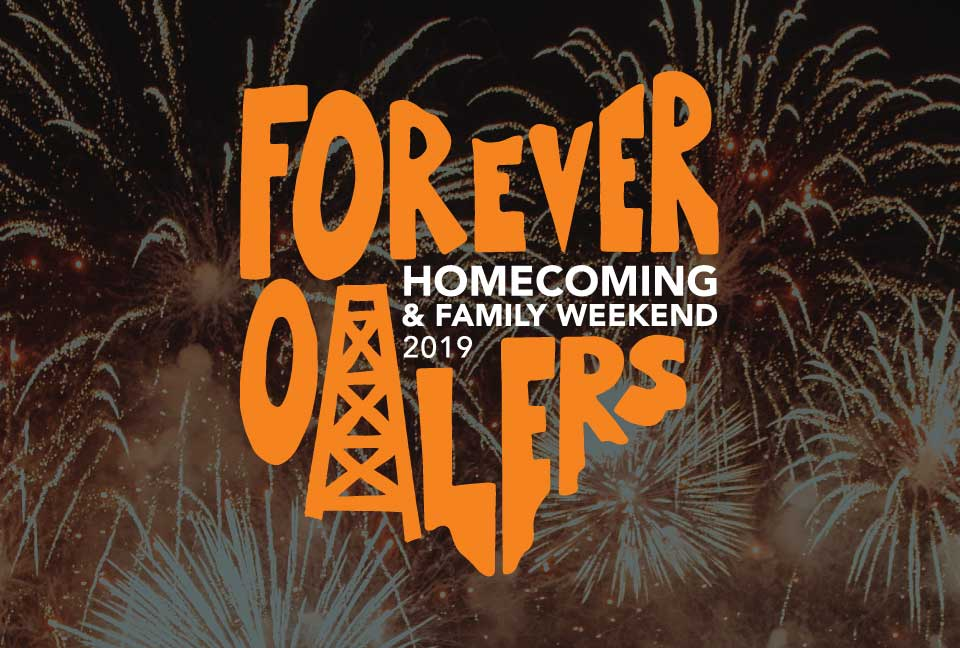 Homecoming & Family Weekend: Forever Oilers