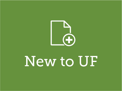 New to UF