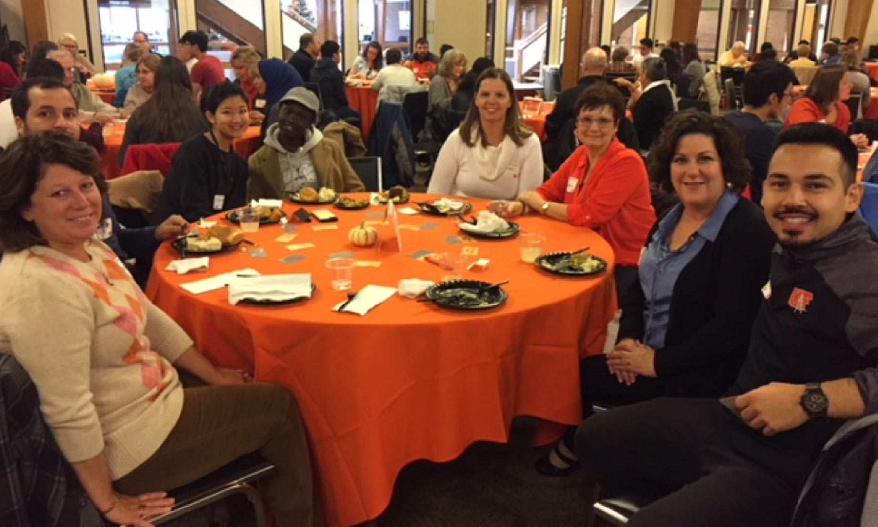 Intercultural Thanksgiving Lunch University Of Findlay