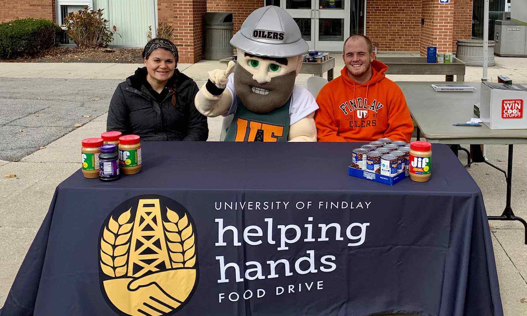 Helping Hands | University of Findlay