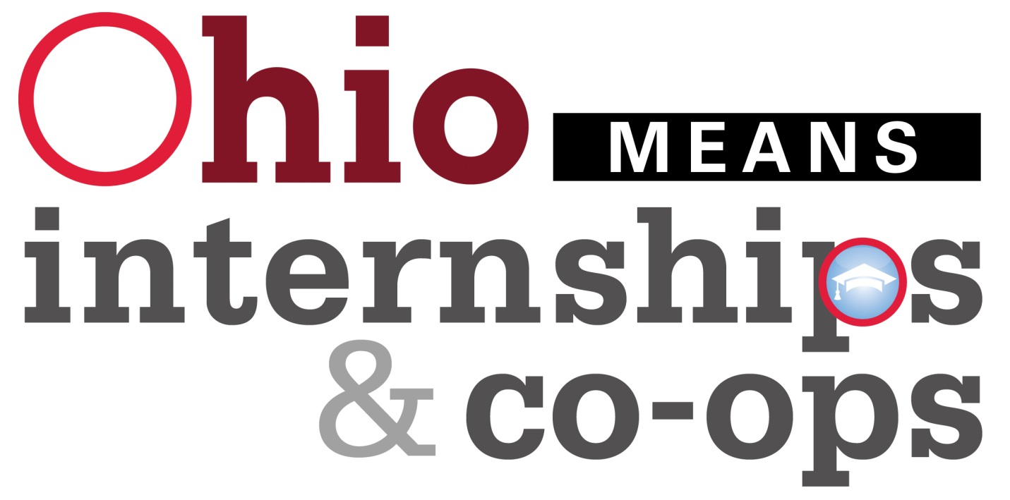 Ohio Means Internships and Co-ops logo