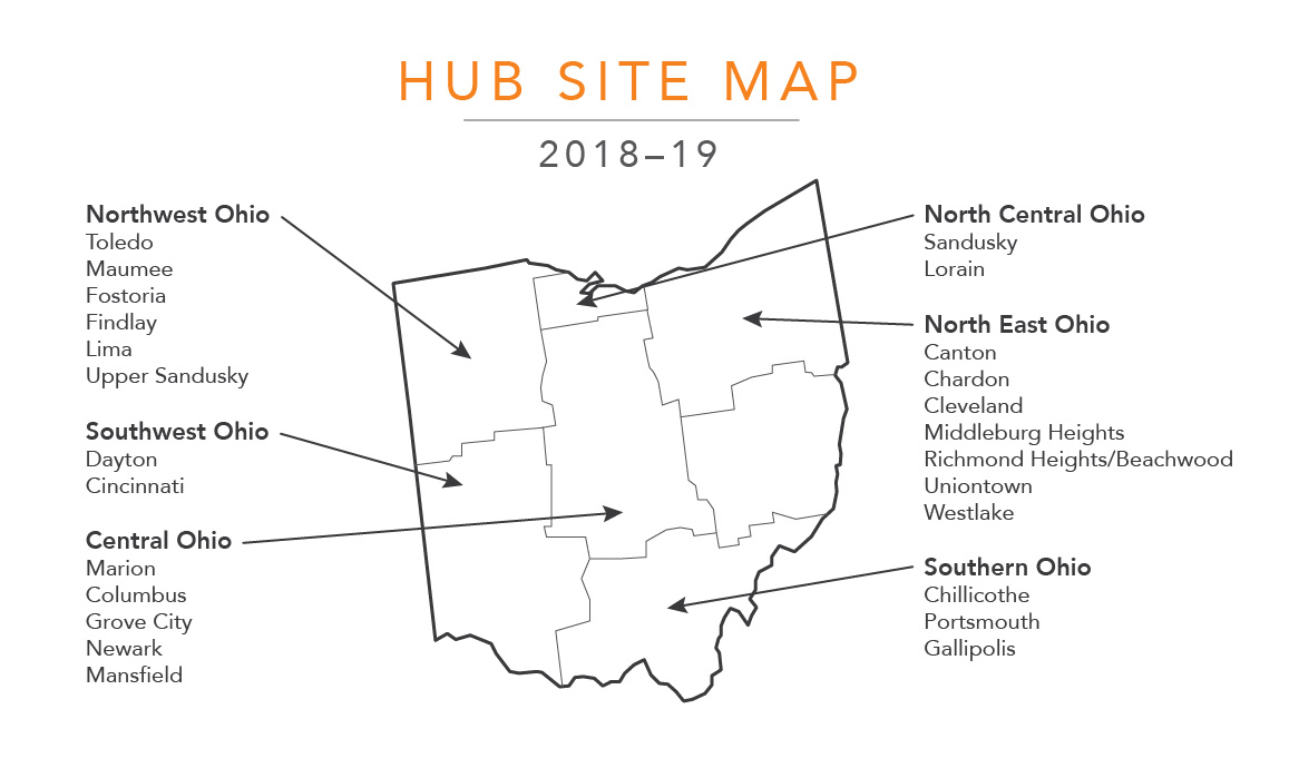 Pharmacy Hub Site Map web