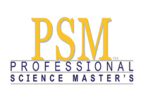 Professional Science Masters Degree