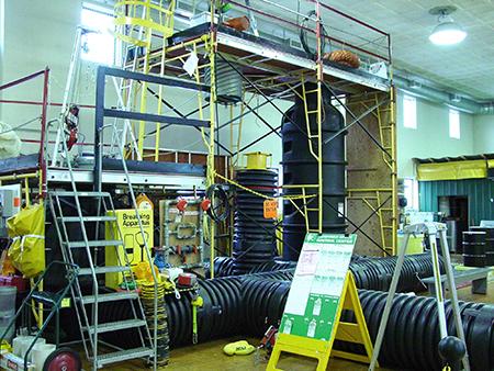 Environmental Facilities and Equipment