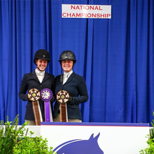 IHSA Hunt Seat Winners