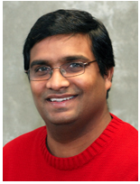 Current Mathematics Chair Chandra Dinavahi